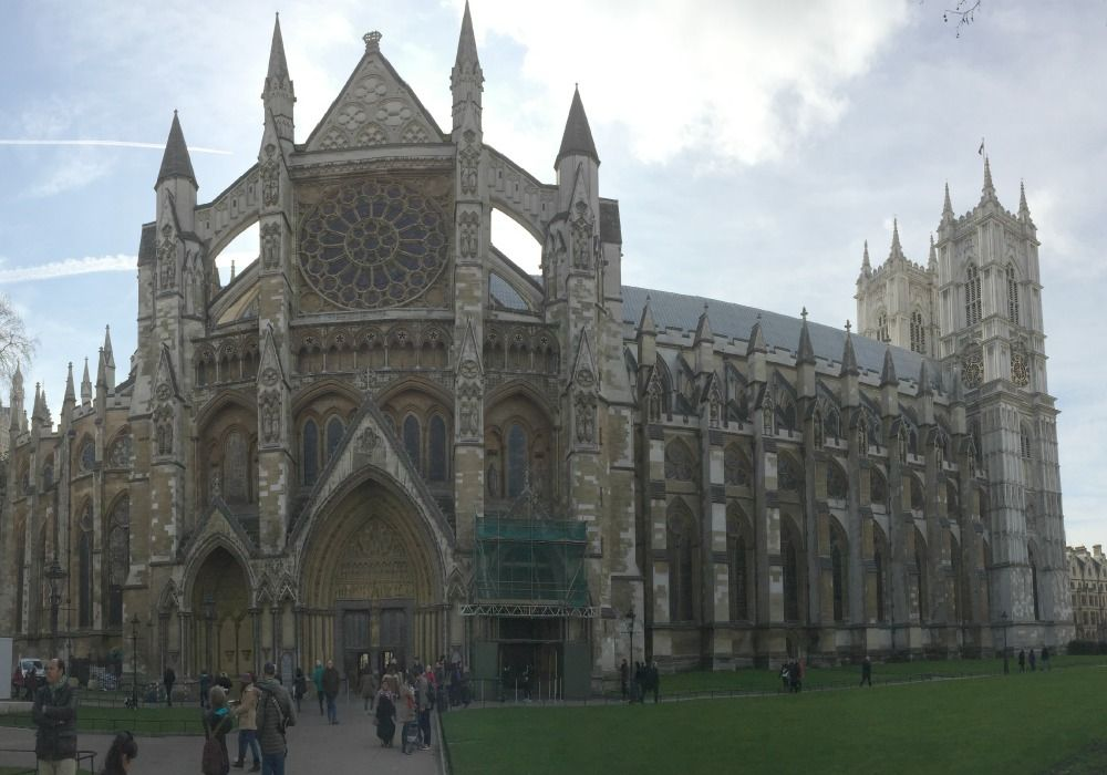 London: Westminster Abbey