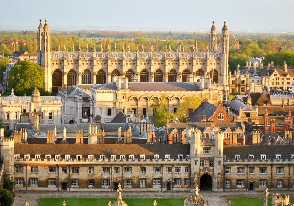 Cambridge: St. John's College