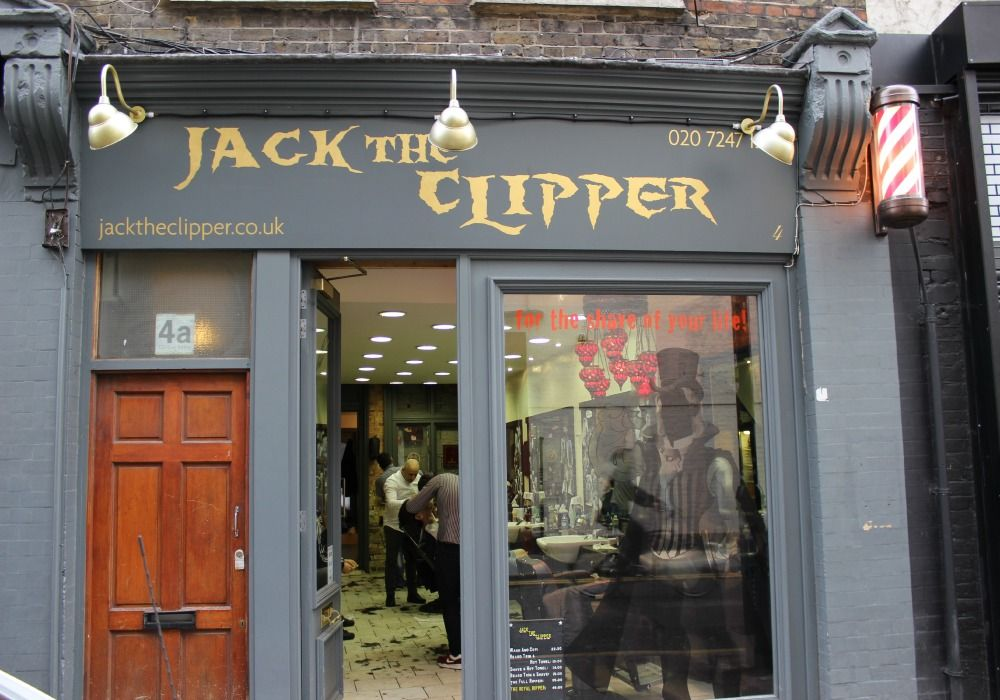 London: Jack The Clipper