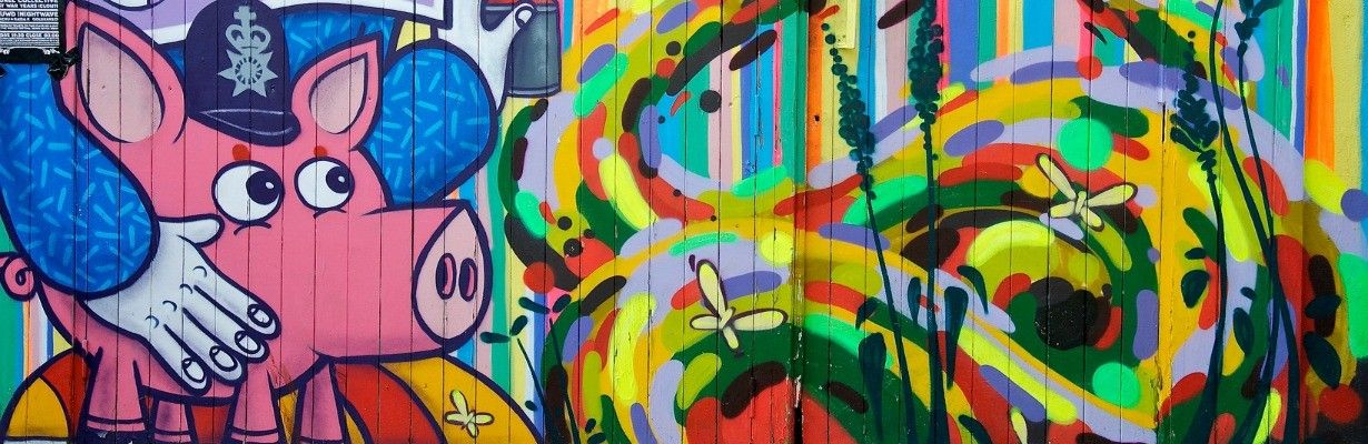 London: Street Art in Brick Lane