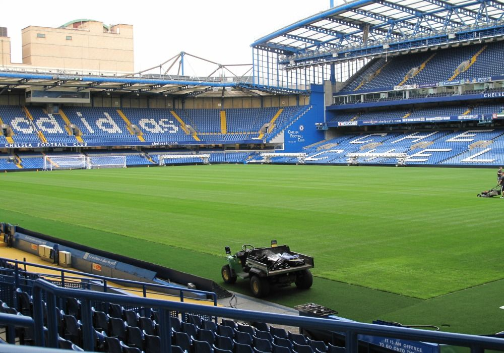 London: Chelsea Football Club