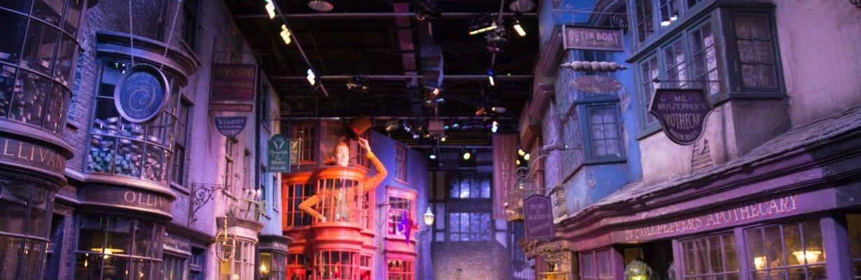 Inside the Warner Bros Studio Harry Potter Tour