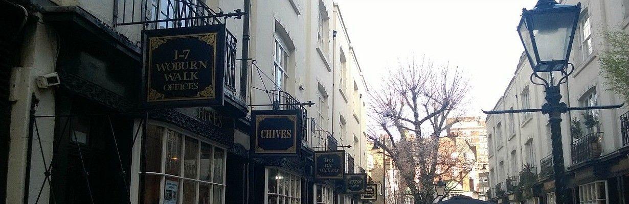 London: Woburn Walk