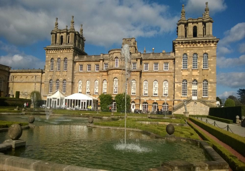 Oxfordshire: Blenheim Palace