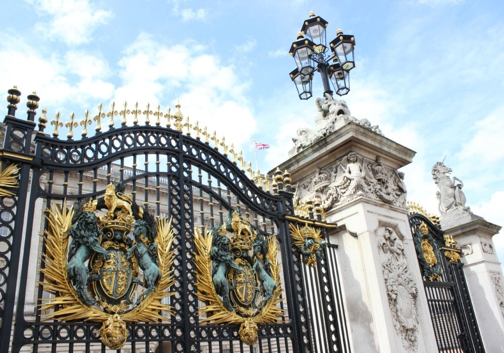 London: Buckingham Palace Gate