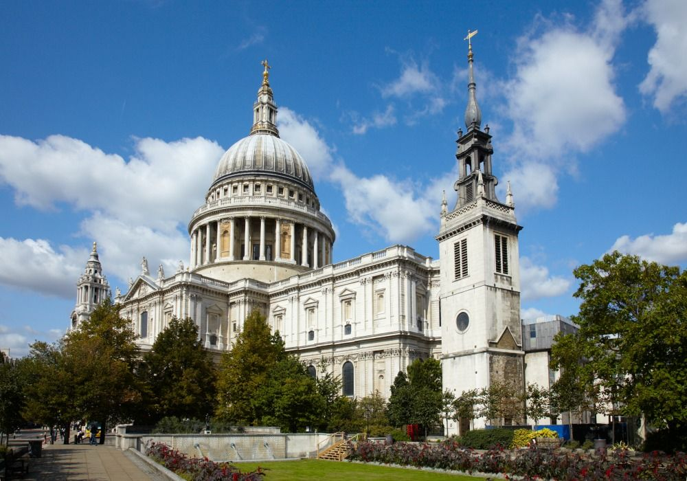 London: St Paul's Cathedral