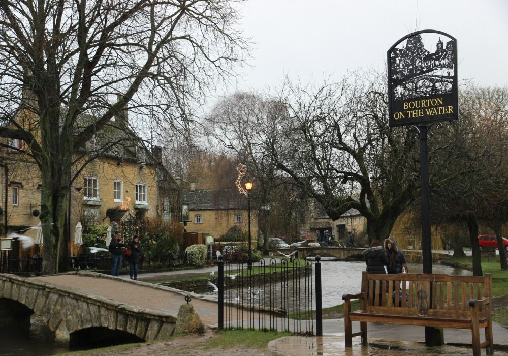 The Cotswolds: Bourton-on-the-Water