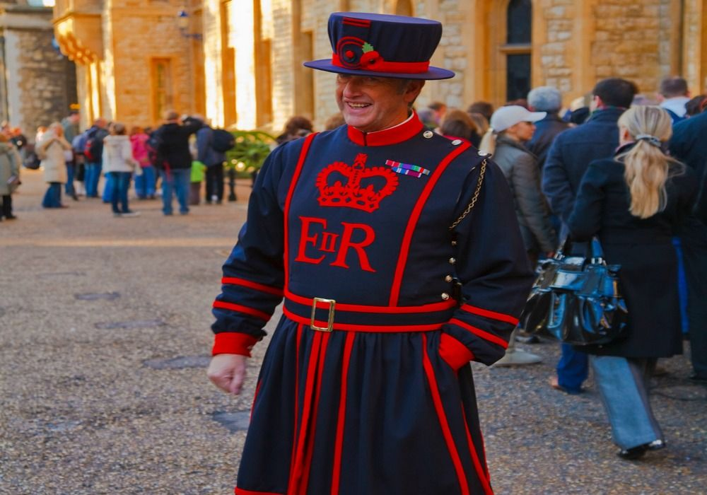 London: Tower of London - Beefeater