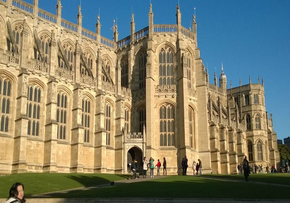 Windsor Castle: St George's Chapel
