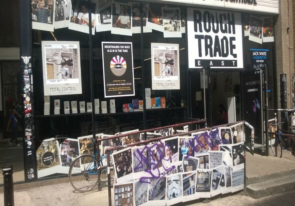 London: Rough Trade East