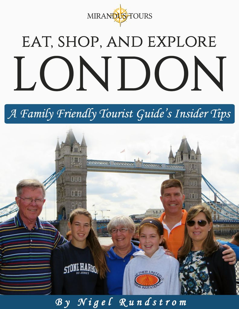 Eat, Shop, And Explore London