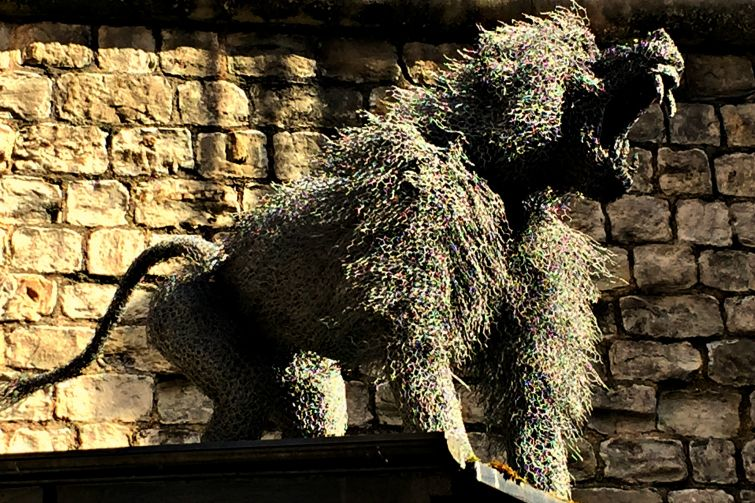 Tower of London: Baboon