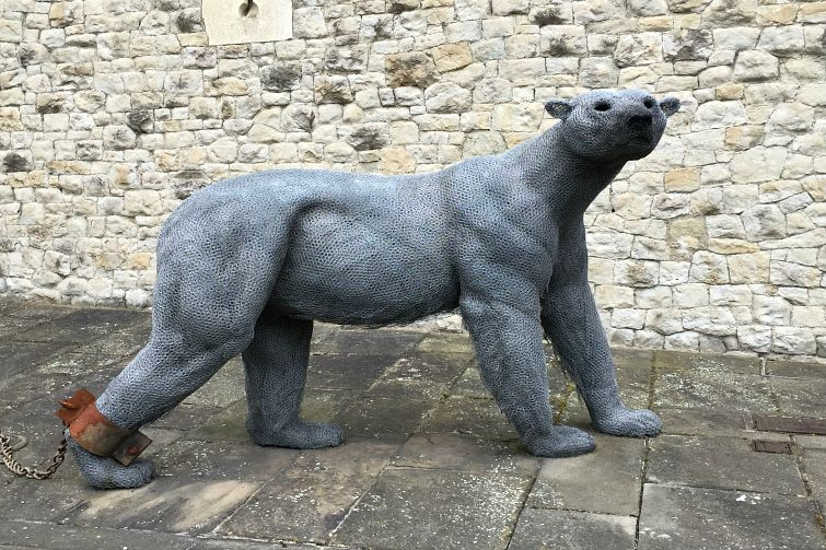 5 Things About The Tower of London Animal Sculptures