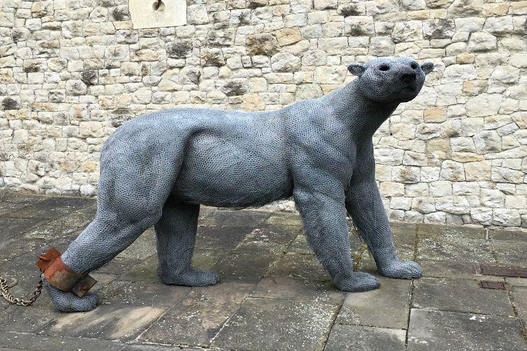 Tower of London: Polar Bear