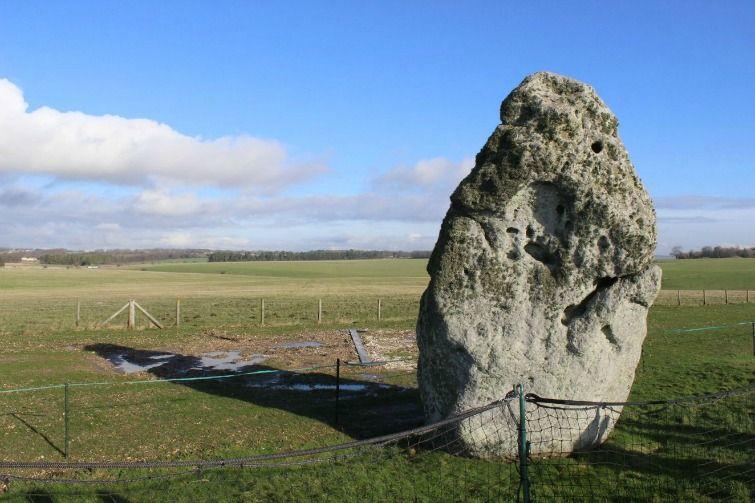 Stonehenge: Heel Stone